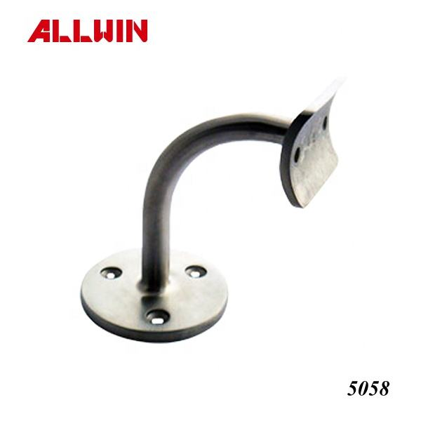 Support Balustrade Saddle Hand Railing Bracket