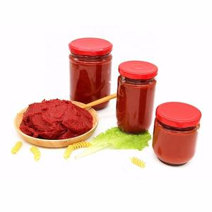 Canned Tomato Paste Concentrated 28-30% Brix / Double Concentrate Canned Tomato Paste