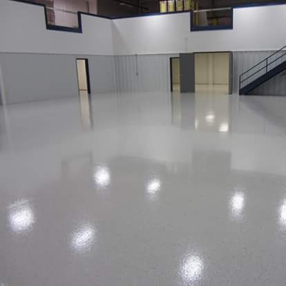 Anti static paint for plastic floor decoration coating flooring material for car parking in