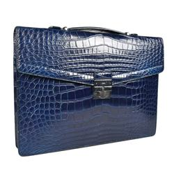 KITON CROCODILE BRIEFCASE KBAT2