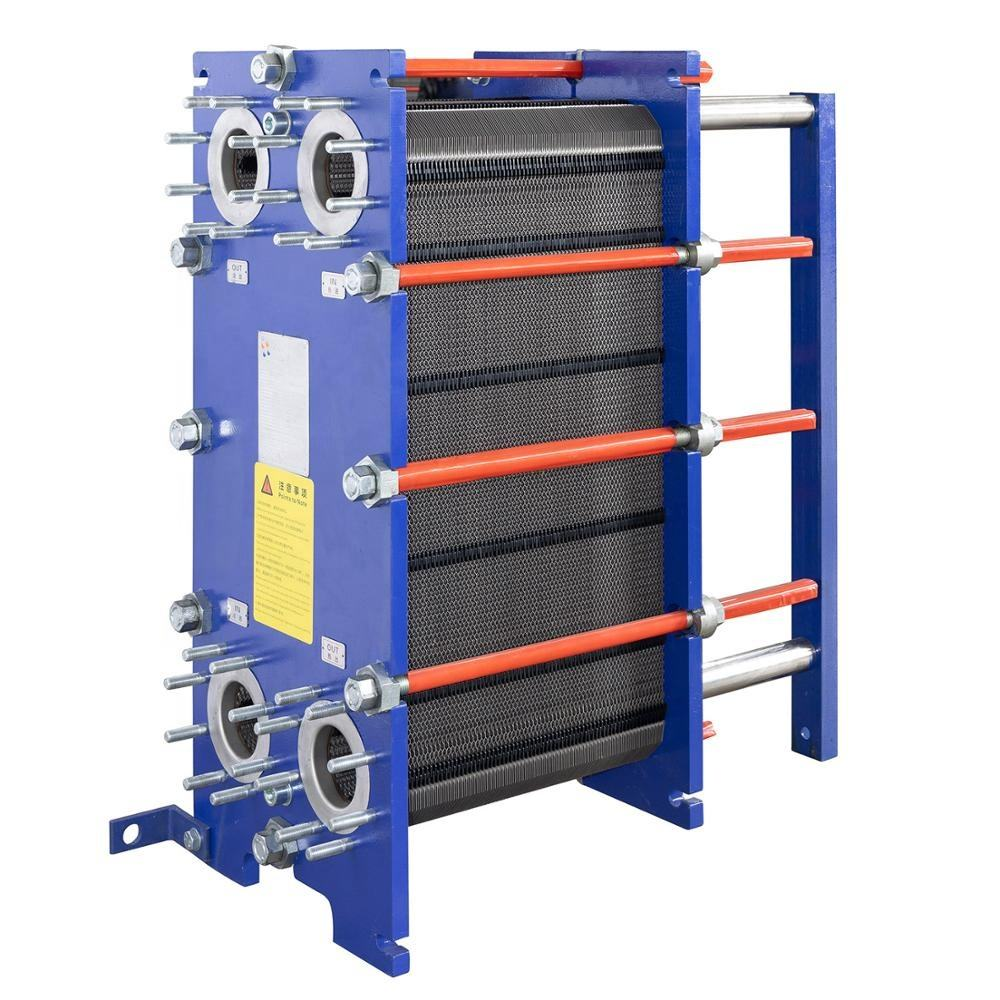 Propellent Plate Heat Exchanger for Chemical Fiber and Paper Making Industry