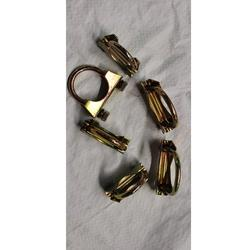 Malaysia Rainbow plated exhaust pipe clip Good Quality