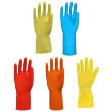 Cheap Latex Gloves Rubber Gloves Washing Dishes Household