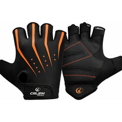 Weight Lifting Bodybuilding Gym Fitness Gloves Slim Fitting