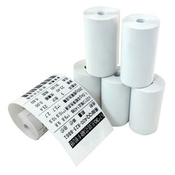 58 58 mm printer printer dedicated thermal paper roll