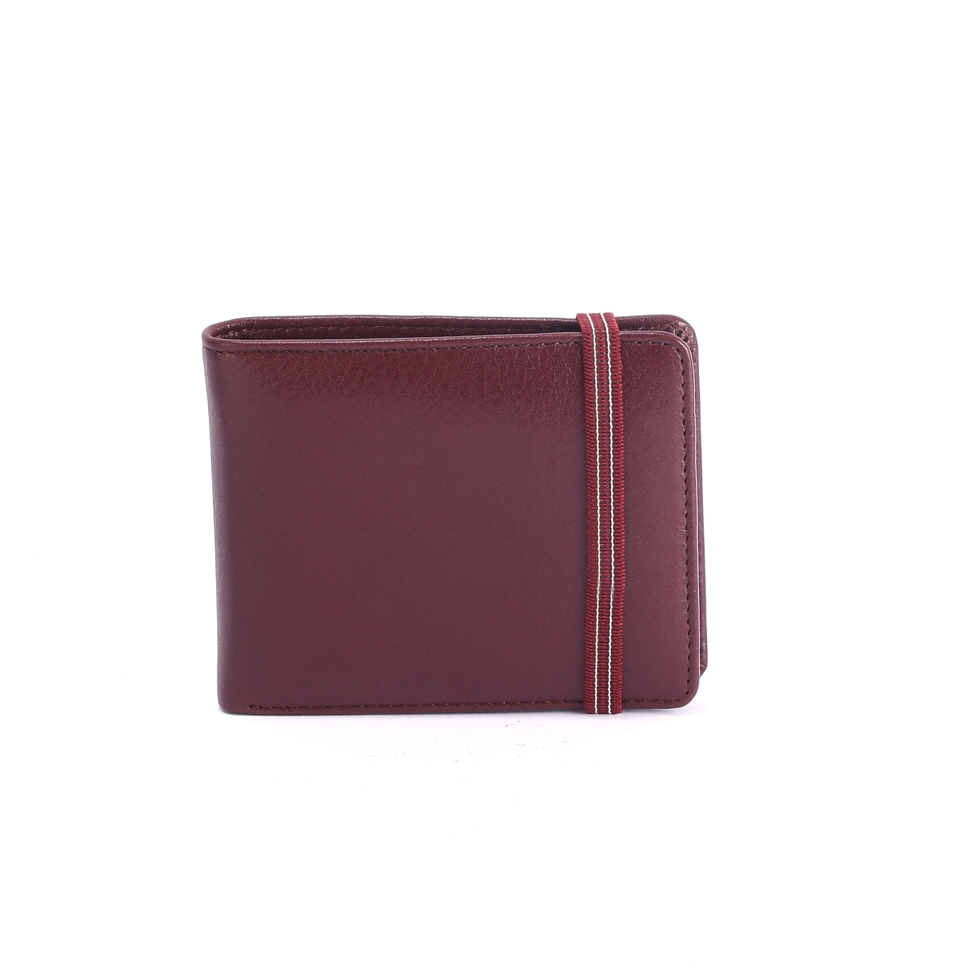 Stock Genuine Leather 22 card Slot Magic Wallet With Elastic Band Cash Holder Wallet Made in Turkey
