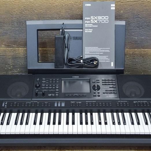 Pabrik Langsung Yamahas PSR-SX900 Digital Workstation 61 Kunci Organ Awal Touch Digital Keyboard