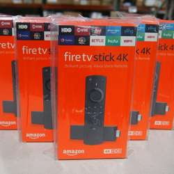 NEW SEALED- Amazon TV Fire Stick 4K Ultra HD Firestick with Alexa Voice Remote