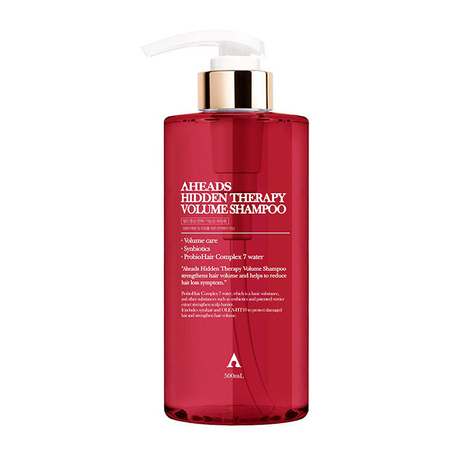 AHEADS HIDDEN THERAPY VOLUME <span class=keywords><strong>SHAMPOO</strong></span> 500 ml OTILTD