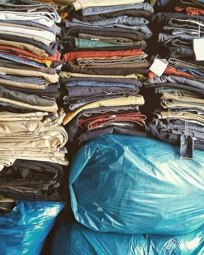 Used Clothes For Bulk Delivery