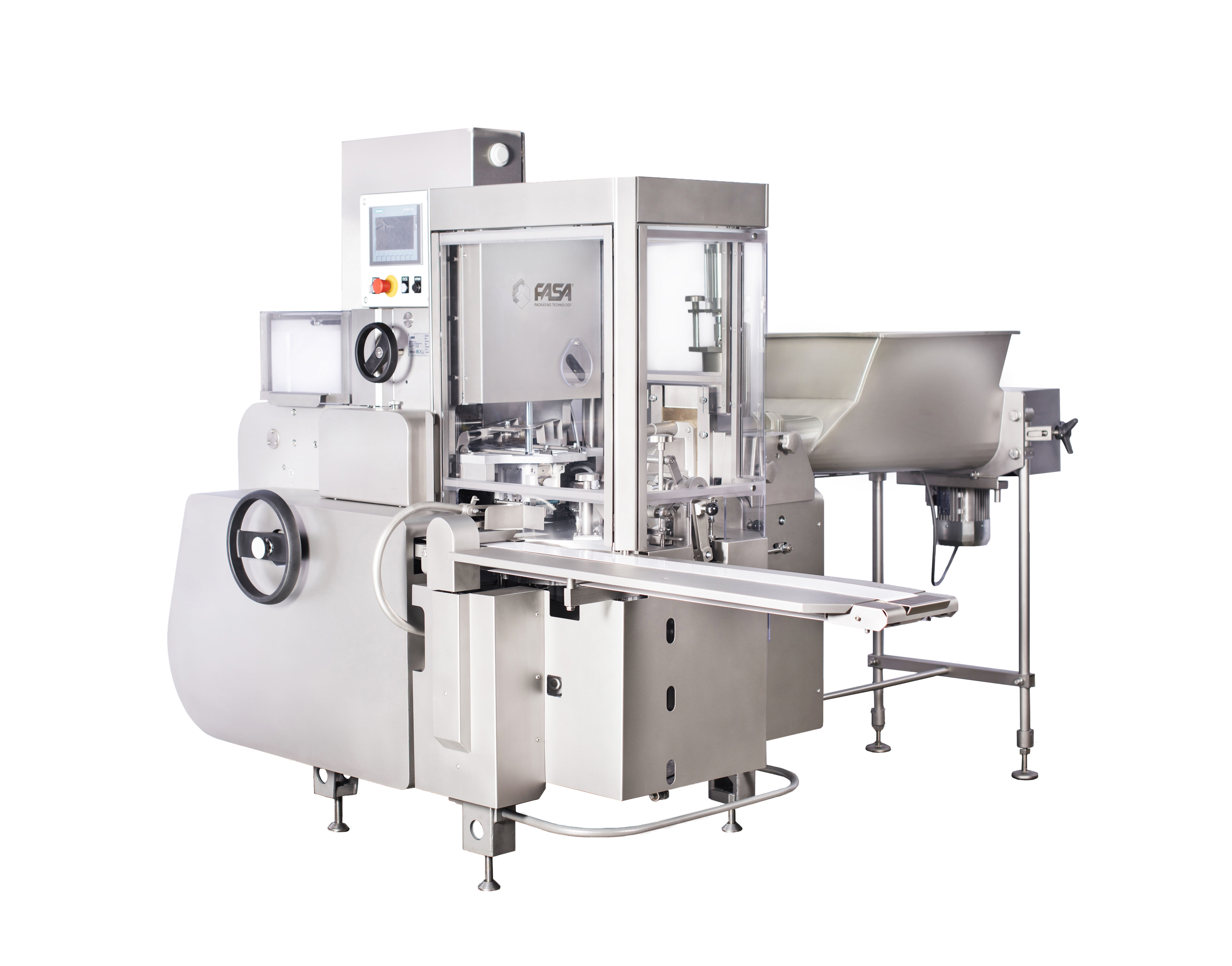 Butter / margarine filling and wrapping machine - ARM