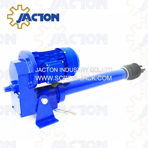 replace hydraulic cylinders with 100Kgf Capacity electric actuators for machine designs