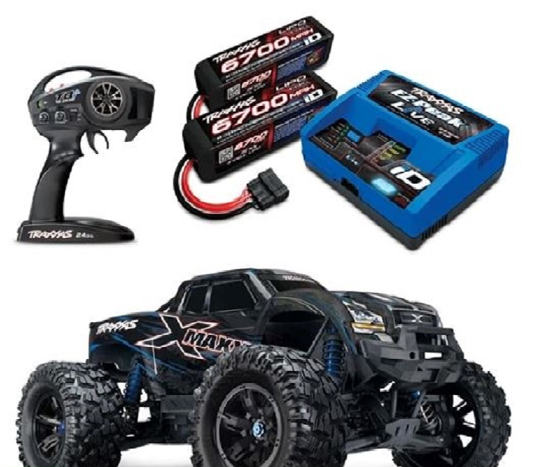 ORIGINAL**Traxxas X-Maxx 8S 4WD RTR Monster RC Truck WHATS-APP CHAT +1(218)451-3619