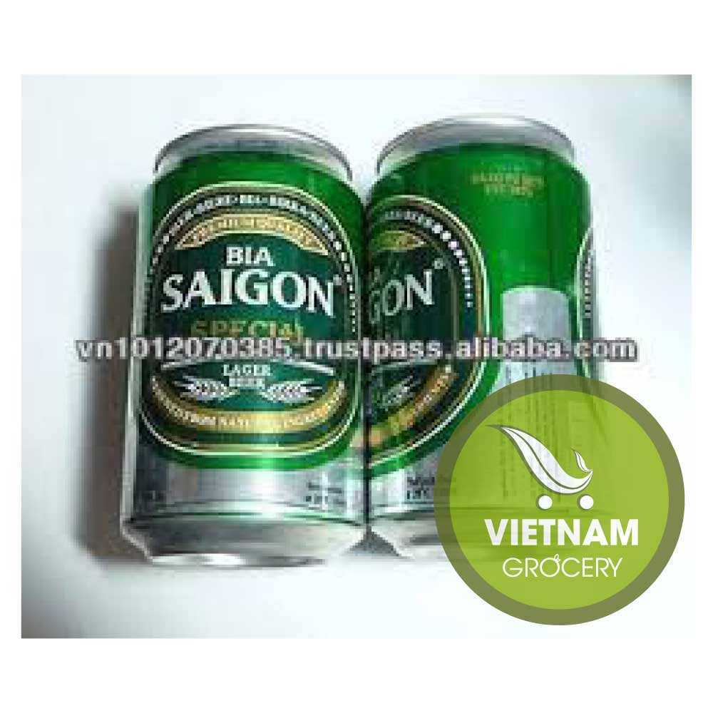 Hot Selling Saigon Special Beer 330ml Can FMCG products Wholesale