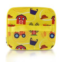 Premium Quality Handle Kids Lunch Cooler Bag Carry Custom Cartoon Lunch Bags For School Kids