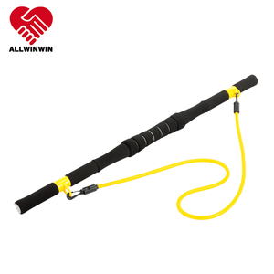 ALLWINWIN GYS01 Gym Stick - 90cm Core Tragbare Home Gym Widerstand Trainer Alle In Einem
