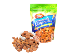 Premium healthy almond snack Organic roasted 270g/bag Salted Almond Kernels Nuts made in Vietnam with best price  for wholesale