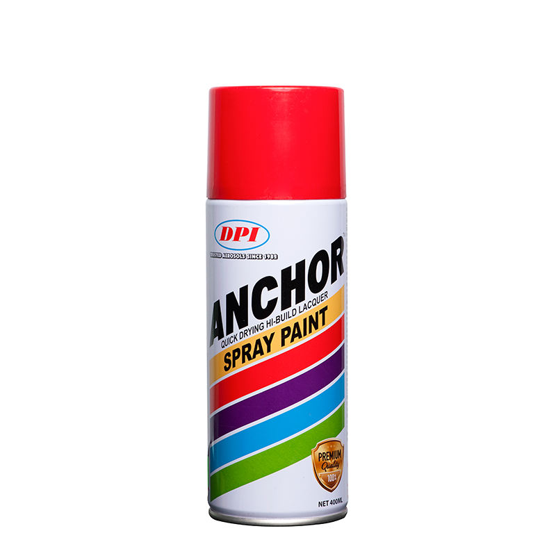 DPI Anchor Standard Colour Range Spray Paint Can be used for Car, Appliance, Boat, Furniture, Plastic Coating Art and Craft