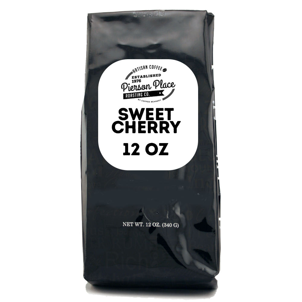 12oz |Sweet Cherry Flavored Gourmet Coffee | Ground Coffee