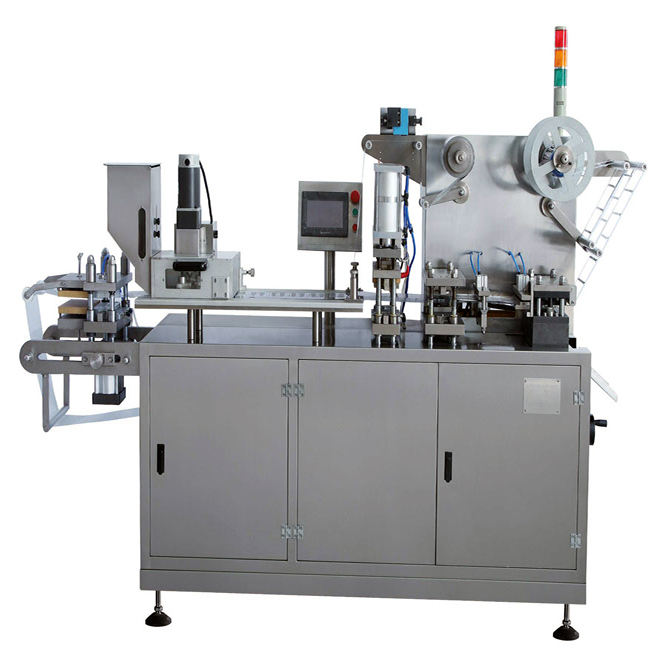 Multi Purpose Tablet Capsule Blister Packing Machine With Great Price