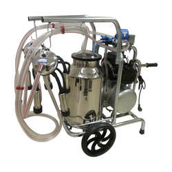 MILKING MACHINES AND SPARE PARTS