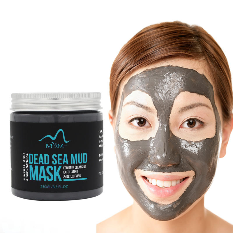 2019 Hot Selling Dead Sea Mud Facial Mask