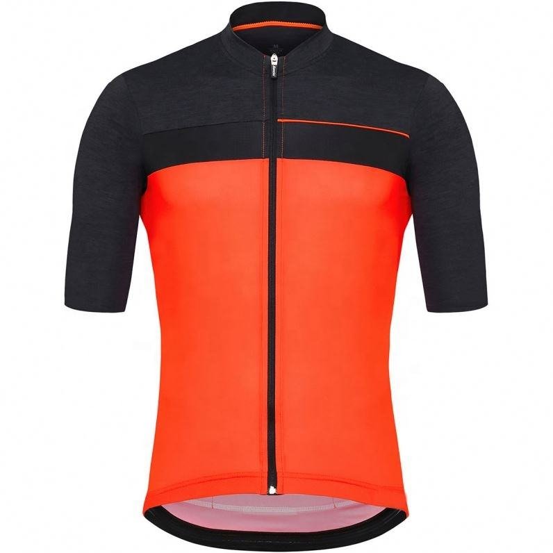 Custom Long Sleeve Sublimation Printing Cycling Jersey Clothing For Cycling Ropa De Ciclismo