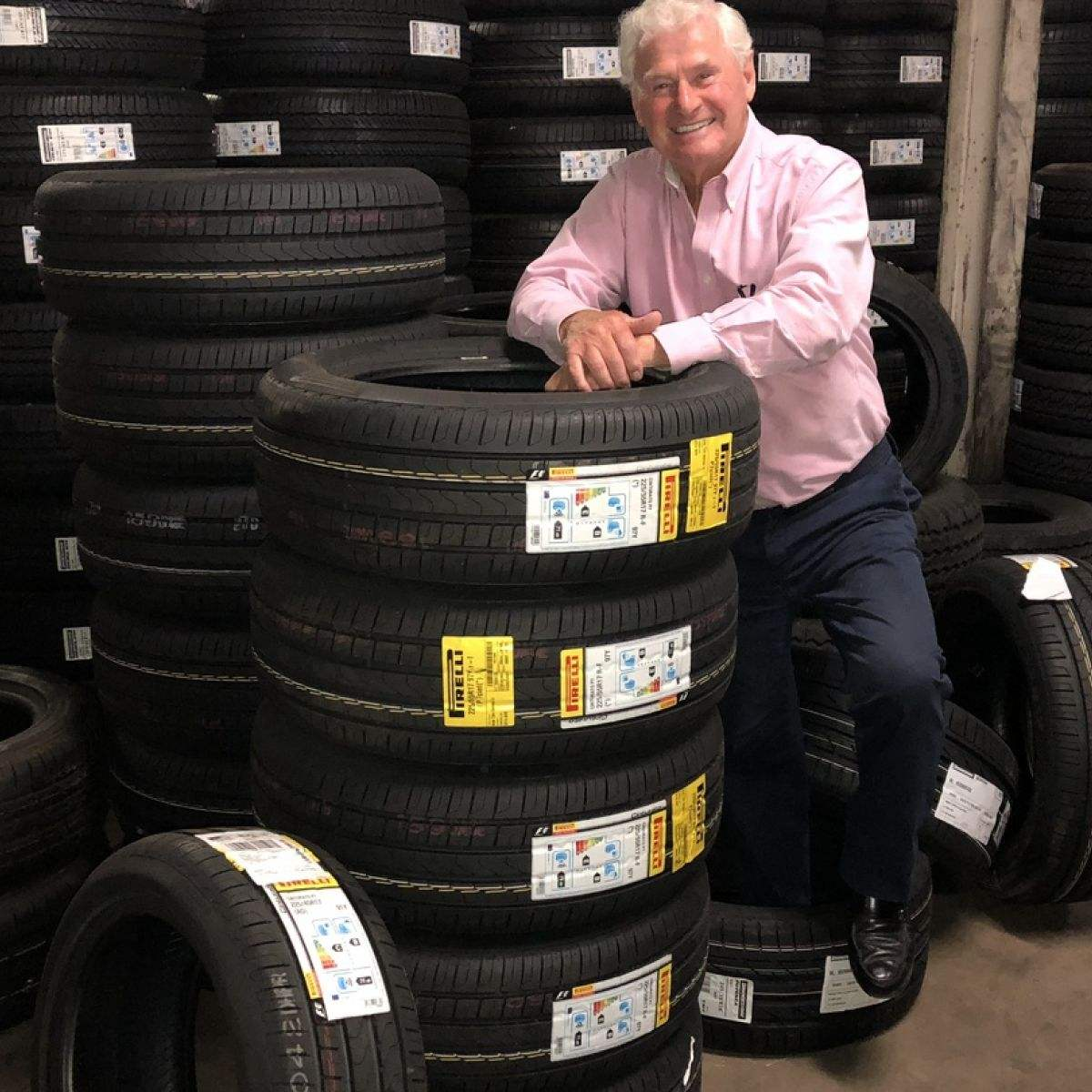 Used car tires for sale