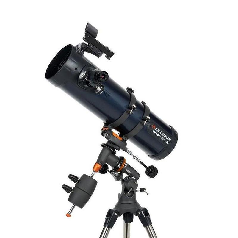 Celestron ASTROMASTER 130EQ Reflecting Telescope Astronomical Telescope for Children Student Beginner Astronomy Telescope