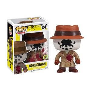 Funko Pop Bloody Rorschach Watchmen Pop #24 Vinyl Figuur Door Funko