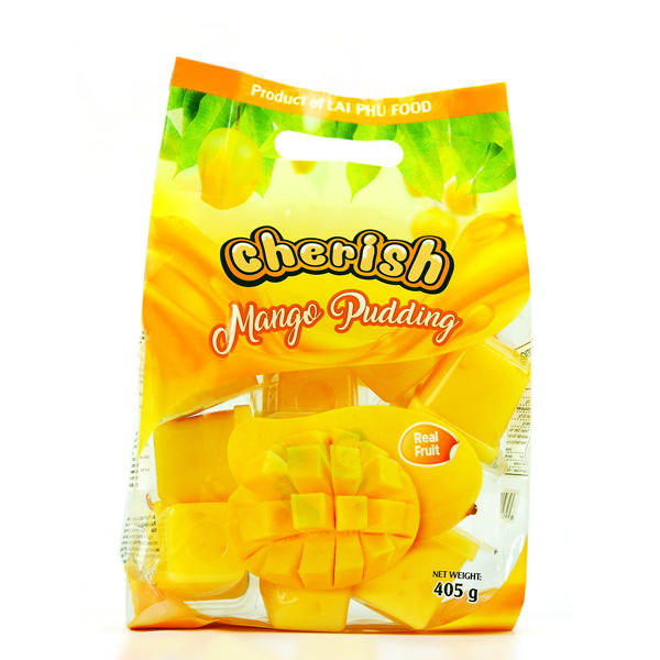 Vietnam Groothandel Mix Echt Fruit <span class=keywords><strong>Jelly</strong></span> Pudding 405 G