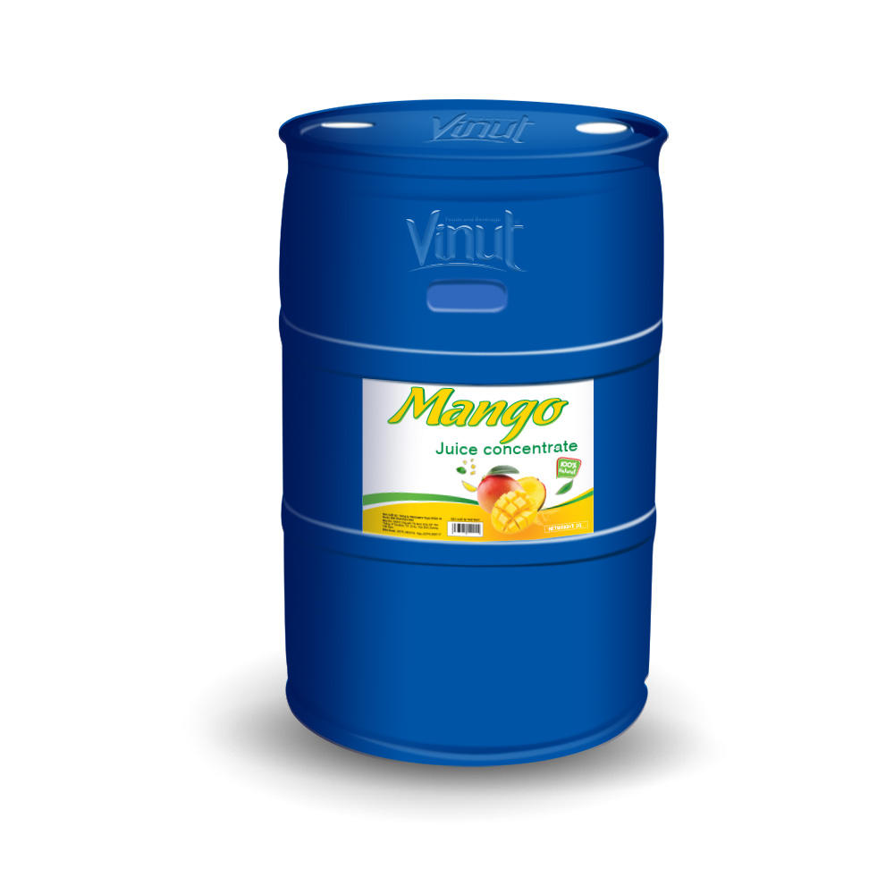 200L Drum Mango Juice Drink Concentrate