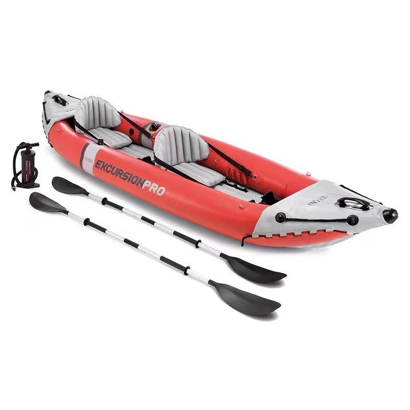 New Design Customized 2021 Fishing Outdoor Family Weight Material Meter Molding Kayak Origin Sports Type Inflatable Size