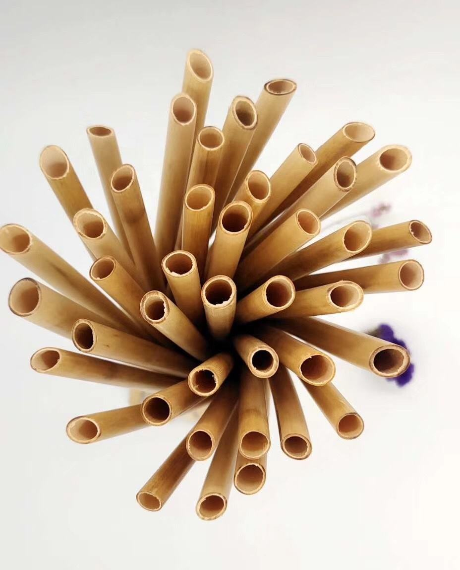 Compostable Reed Drinking Bubble Tea Straw