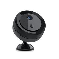 Full HD 1080P WiFi Mini DV Recorder Camera, Support Monitor Detection & Night Vision & Loop Recording & TF Card