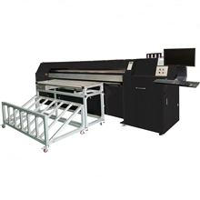 Six pieces of printing heads digital corrugated box inkjet printer/carton box printing machine
