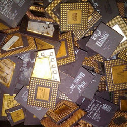 Ceramic Processor Scrap, Motherboard Scrap,CPU