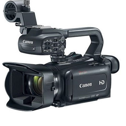 Quality Sales Canon XA11 full HD video recording offers a 20X optical zoom lens with five axis image