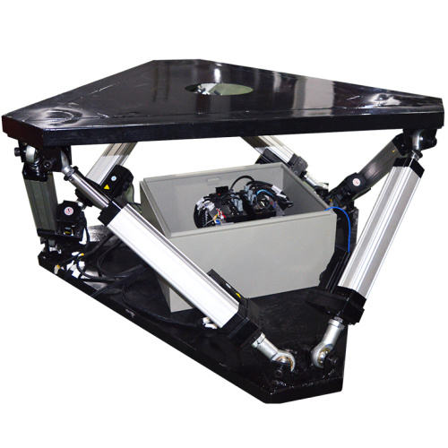 6dof motion platform simulator for racing simulator