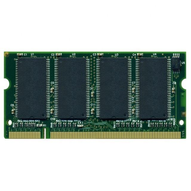 La Oficina Regional Industrial DDR-I SO-DIMM SDRAM 256MB 512MB 1GB