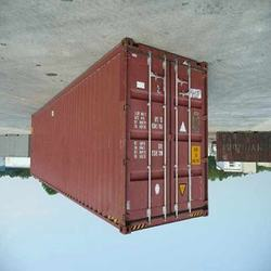 40'HC Used Shipping Container With Domestication