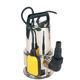 1hp 115v Stainless Steel Submersible Sump Water Pump For Garden Use And Home Dewatering