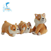 Cute Animal Shaped Plush Dog Toy with design puzzle intelligent musical dancing dog toy