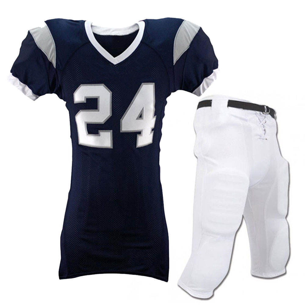 Design Your Own American Football Uniform / New Design American Football Uniform / OEM Service Men American Football Uniforms
