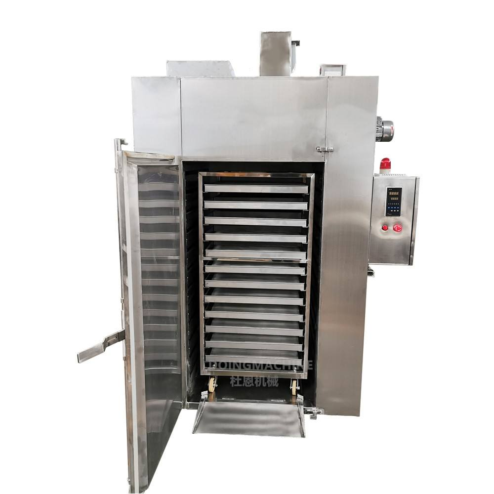 Industrial electric hot air circulation drying oven