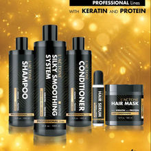 professional Brazilian keratin hair silky smoothing straightening treatment set Label Available Made in Turkey