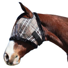 Anti Mosquito horse eye protection fly mask for horses
