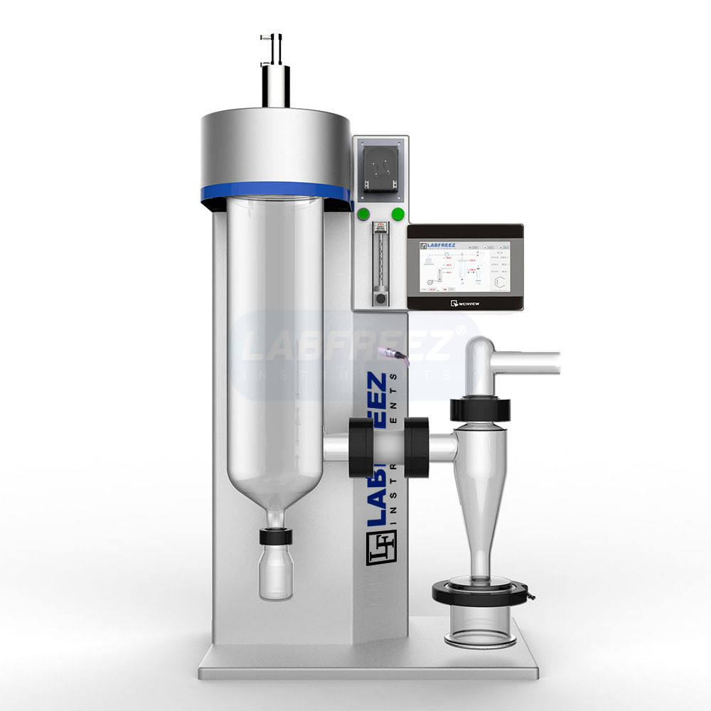 Laboratory Mini Spray Dryer, Bench-top Small Spray Drying Machine Price