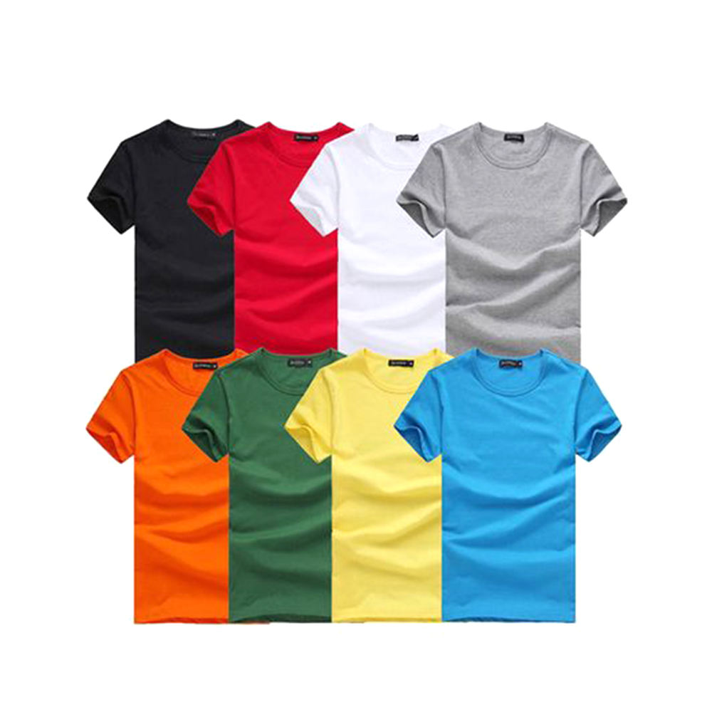 Wholesale High Quality Customized Logo Print 100% Cotton Shirts plus size t-shirts Plain Oversized Fast Delivery Men's' Plus Si