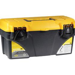 PP plastic toolbox TITAN 18', 235x430x250mm